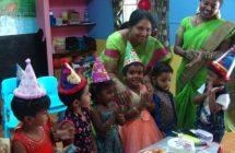 Pre-KG Birthday party