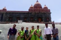 Tour to Kanniyakumari with our IX Std Students