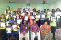 Ramanujam Club & Cultural and Heritage Club on 28-10-17