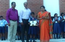 Gandhi Jayanthi Program and achiever's of our school!!!