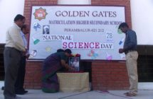 National Science day 28-2-18